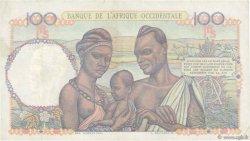 100 Francs AFRIQUE OCCIDENTALE FRANÇAISE (1895-1958)  1947 P.40 pr.NEUF