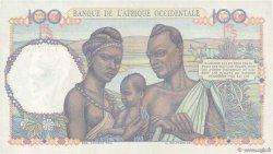 100 Francs AFRIQUE OCCIDENTALE FRANÇAISE (1895-1958)  1948 P.40 SUP+