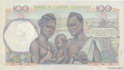 100 Francs AFRIQUE OCCIDENTALE FRANÇAISE (1895-1958)  1949 P.40 SPL