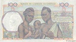 100 Francs AFRIQUE OCCIDENTALE FRANÇAISE (1895-1958)  1951 P.40 SPL