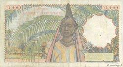 1000 Francs AFRIQUE OCCIDENTALE FRANÇAISE (1895-1958)  1948 P.42 TB+