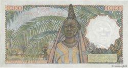 1000 Francs AFRIQUE OCCIDENTALE FRANÇAISE (1895-1958)  1954 P.42 pr.NEUF