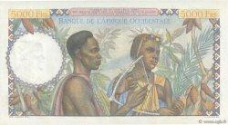 5000 Francs AFRIQUE OCCIDENTALE FRANÇAISE (1895-1958)  1950 P.43 pr.NEUF