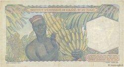 50 Francs AFRIQUE OCCIDENTALE FRANÇAISE (1895-1958)  1955 P.44 TTB