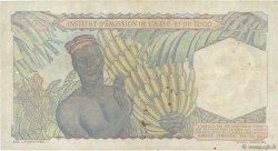 50 Francs AFRIQUE OCCIDENTALE FRANÇAISE (1895-1958)  1955 P.44 TB+