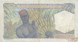 50 Francs AFRIQUE OCCIDENTALE FRANÇAISE (1895-1958)  1955 P.44 TTB+