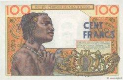100 Francs AFRIQUE OCCIDENTALE FRANÇAISE (1895-1958)  1956 P.46 pr.NEUF