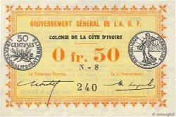 50 Centimes COTE D