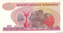 10 Dollars ZIMBABWE  1994 P.03e SUP