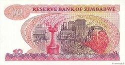 10 Dollars ZIMBABWE  1994 P.03e NEUF