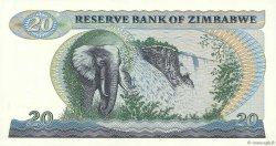 20 Dollars ZIMBABWE  1994 P.04d pr.NEUF