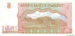 5 Dollars ZIMBABWE  1997 P.05a SUP