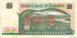 10 Dollars ZIMBABWE  1997 P.06a TB
