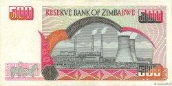 500 Dollars ZIMBABWE  2001 P.10 TB