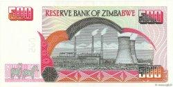 500 Dollars ZIMBABWE  2001 P.10 pr.NEUF