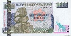 1000 Dollars ZIMBABWE  2003 P.12a NEUF