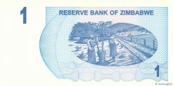 1 Dollar ZIMBABWE  2006 P.37 NEUF