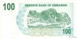 100 Dollars ZIMBABWE  2006 P.42 NEUF