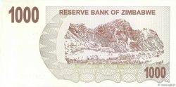 1000 Dollars ZIMBABWE  2006 P.44 SPL