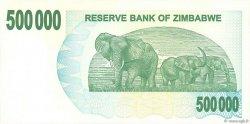 500000 Dollars ZIMBABWE  2007 P.51 pr.NEUF