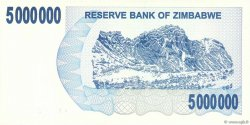 5000000 Dollars ZIMBABWE  2008 P.54 pr.NEUF