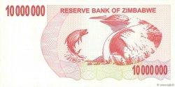 10 Millions Dollars ZIMBABWE  2008 P.55b NEUF