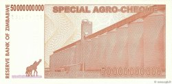 50 Billions Dollars ZIMBABWE  2008 P.63 NEUF