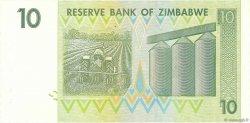 10 Dollars ZIMBABWE  2007 P.67 NEUF