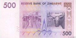 500 Dollars ZIMBABWE  2007 P.70
