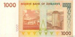 1000 Dollars ZIMBABWE  2007 P.71 NEUF
