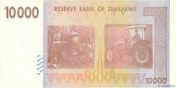 10000 Dollars ZIMBABWE  2008 P.72 pr.NEUF