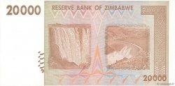 20000 Dollars ZIMBABWE  2008 P.73a NEUF