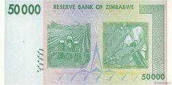 50000 Dollars ZIMBABWE  2008 P.74b NEUF