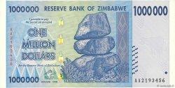 1000000 Dollars ZIMBABWE  2008 P.77 NEUF
