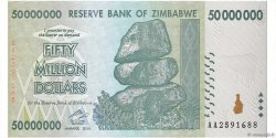 50 Millions Dollars ZIMBABWE  2008 P.79 NEUF