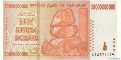 50 Billions Dollars ZIMBABWE  2008 P.87 NEUF