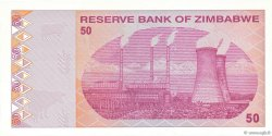 50 Dollars ZIMBABWE  2009 P.96 NEUF