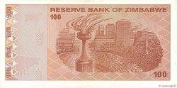 100 Dollars ZIMBABWE  2009 P.97 TTB