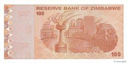 100 Dollars ZIMBABWE  2009 P.97 NEUF