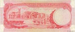 1 Dollar BARBADE  1973 P.29a TB