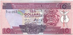 10 Dollars ÎLES SALOMON  2006 P.27a pr.NEUF