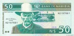 50 Namibia Dollars NAMIBIE  1993 P.02a pr.NEUF