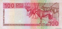 100 Namibia Dollars NAMIBIE  1993 P.03a TTB