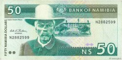 50 Namibia Dollars NAMIBIE  1993 P.02a TTB