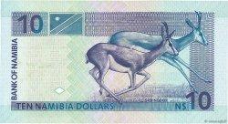 10 Namibia Dollars NAMIBIE  2001 P.04a NEUF