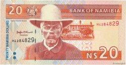 20 Namibia Dollars NAMIBIE  1996 P.05a NEUF