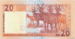 20 Namibia Dollars NAMIBIE  2002 P.06a NEUF
