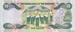 1 Dollar BAHAMAS  2001 P.69 TTB
