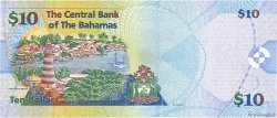10 Dollars BAHAMAS  2005 P.73a SPL