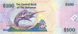 100 Dollars BAHAMAS  2009 P.76a pr.SUP